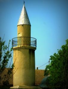 turn de geamie în Ciucurova