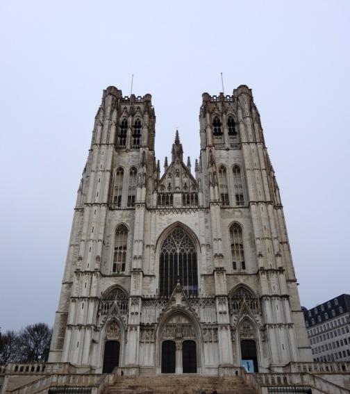 catedrala St Michael&St Gudule